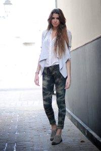 Acid jeans