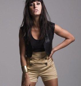 Shorts Cintura Alta